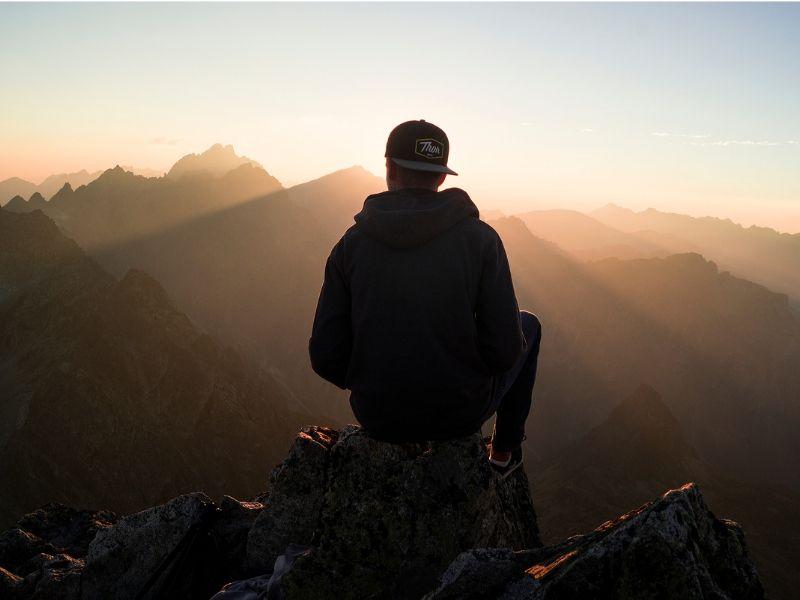 Это гора, на которой я хочу умереть